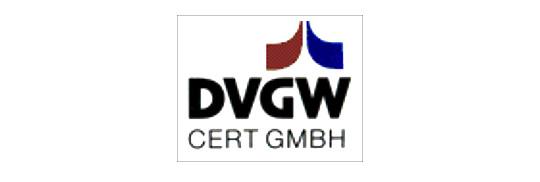 DVGW-Zertifizierungszeichen